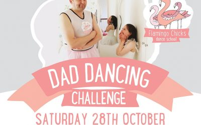 Don't know your pliés from your pirouettes? The Dad Dancing: Ballet Challenge needs you!