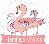 Flamingo Chicks