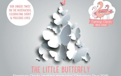 Christmas campaign: The Little Butterfly!