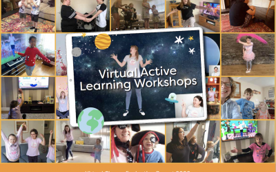 Our Virtual Classes Evaluation Report is here!